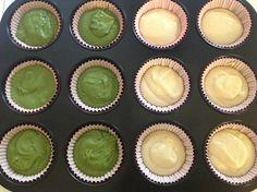 Cupcakes veganas y sin azúcar