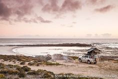 Kwas se Baai campsite in Namaqua National Park