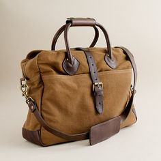 My new laptop bag, arriving soon from a distant J. Crew store. My husband loves his; I think it's perfect. It's a discontinued style from last year, but there are still a few available, deeply on sale.