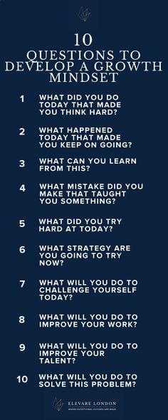 A growth mindset is an essential tool for a resilient, successful child. Teach them how to develop one wit these leading questions, to be answered in a family activity, a journal, or any other way your children like to express themselves! This Or That Questions, Question Of The Day, Love Questions, Personal Questions, Self Development, Personal Development, Personality Development Activities, Leadership Development, Self Esteem