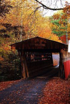 Alabama covered bridge