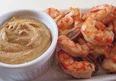 Shrimp with Remoulade Sauce
