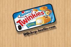 Twinkies Sponge Cake - iPhone 5 Case iPhone
