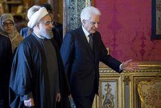 O presidente do Irã, Hassan Rouhani, chegou à Itália nesta segunda-feira (25/01) para a primeira etapa da visita da delegação iraniana à Europa que se desdobrará ao longo da semana. Segundo a imprensa internacional, o objetivo de Rouhani é reatar os laços comerciais com o continente europeu após o fim de parte das sanções econômicas e financeiras impostas ao país e redinamizar a economia iraniana. É a primeira vez em 16 anos que um presidente iraniano realiza uma viagem oficial à Europa.
