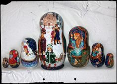 Labuzova - Matryoshka Shop