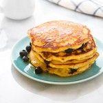 How to Make Calamansi Blueberry Cornmeal Pancakes   Jun-Blog