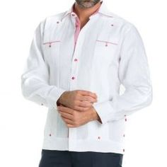 Check out the deal on Modern Chacabana - Guayabera at Guayabera shirts experts. Mojito, Havana Nights Party, Cruise Attire, Guayabera Shirt, Great Father's Day Gifts, Party Shirts, Timeless Elegance, Beach Bum, Color Splash