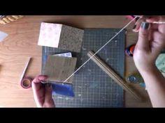 Simple book binding tutorial  6/15/2012 Leah Farquharson  http://www.youtube.com/watch?v=3xY5bJ2nQR0=plcp#