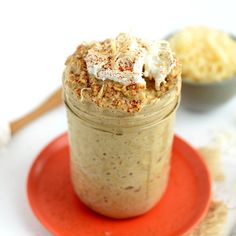 Got 5 minutes? Whip up these delicious coconut latte overnight oats for an easy, fiber-filled breakfast that are oh-so delish!    I have mad love for lattes, especially made with coconut ...