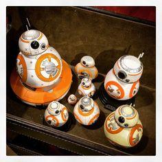 BB-8 Shelf Update - Eight is Not Enough