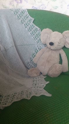 Ava's Memory Blanket By Auroraknit - Free Knitted Pattern - (ravelry)