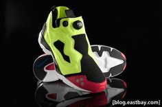 One of the most iconic Reebok Running shoes ever released, the Reebok Pump Fury HLS