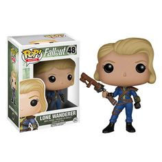 The Bethesda Store - Pop! Vinyl Female Lone Wanderer - Fallout - Brands // I NEED IT #fallout #fallout4