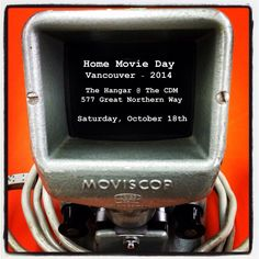 Home Movie Day Home Movies, History, Day, Historia