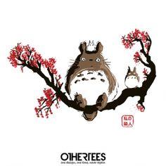 Totoro traditional :)