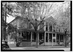 Number One (King's Palace), Main & Third Streets, Zoar, Tuscarawas County, OH