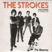 New Listing Started THE STROKES: 5 TRACK UK PROMO CD (2003) NEW YORK CITY COPS, LAST NITE, 12:51 ETC £1.30
