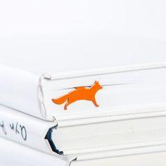 Howkapow - Fox Bookmark