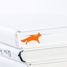 Howkapow - Fox Bookmark