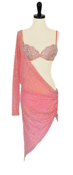 Frenchie | Rhythm & Latin Dresses | Encore Ballroom Couture