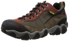 Oboz Firebrand II BDry Hiking Shoe - Men's Earth 7 * Check this awesome product by going to the link at the image. Mens Outdoor Clothing, Outdoor Woman, Outdoor Outfit, Hiking Shoes, Boots, Sneakers, Stuff To Buy, Earth, Clothes