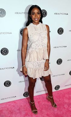 #ootd: Look des Tages - #KellyRowland #redcarpet #StarStyle