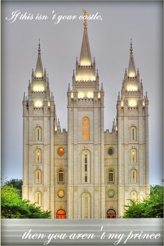 So happy and grateful I found my prince :)  #LDStemples #MormonTemples