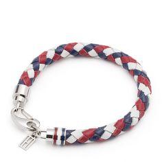 Tommy Hilfiger Cord Bracelet