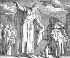 Bilder der Bibel - Daniel - Julius Schnorr von Carolsfeld