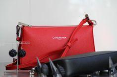 @lancasterparis  #LeABoutique #Milano #red #black #accessories