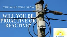 Do your customers think you are proactive or reactive? #customerservice #business