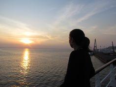 Apreciando o por do sol no Rio Negro, a bordo do #IberostarGrandAmazon