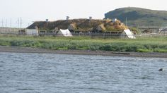 L'Anse Aux Meadows historic sites in Canada