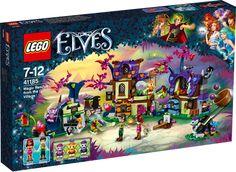 LEGO Elves 41185 Den magiske redning fra gnomlandsbyen