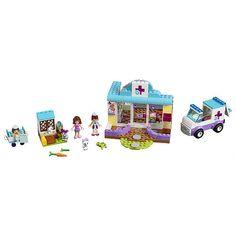 LEGO Juniors Mia's Vet Clinic (10728) $39.98  #TopSale