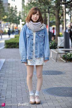 121104-4049 - Japanese street fashion in Shibuya, Tokyo