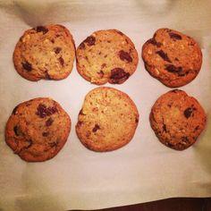 Nancy Silverton's Chocolate Chip Cookies.