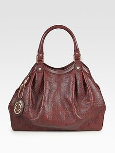 Gucci Sukey Guccissima Medium Top Handle Bag. In large, this bag is fab. An amazing silhouette by Gucci. Designer Handbags Online, Wholesale Designer Handbags, Chanel Handbags, Gucci Purses, Hermes Bags, Burberry Handbags, Cheap Purses, Cheap Handbags, Purses And Handbags