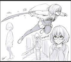 Fuyukai Sketches by kasai on DeviantArt