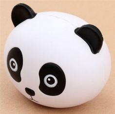 Adorable Panda face Vlampo squishy