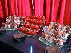 Individual Desserts & Cupcakes