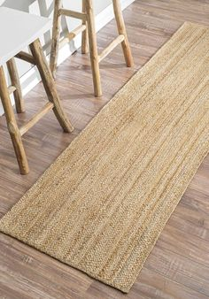 Indian Braided Floor Rug Handmade Jute Rug, Natural Jute Rug Runner, Indian Handmade Handwoven Ribbed Solid Rugs Runner, Beautiful Floor Rug – Care – Skin care , beauty ideas and skin care tips Natural Area Rugs, Natural Rug, Natural Brown, Sisal, Braided Rag Rugs, Meditation Mat, Solid Rugs, Area Rug Sizes, Jute Rug