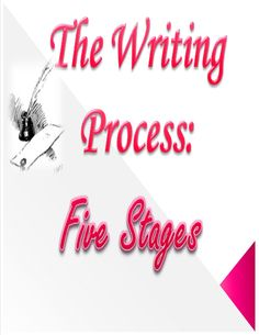 This 18 slide PowerPoint will teach students the writing process as a strategy to begin writing and completing an essay.     The 5 steps are explained in detail as well as the consequences of skipping any of the steps.   At http://www.teacherspayteachers.com/Product/The-Writing-Process-Essays