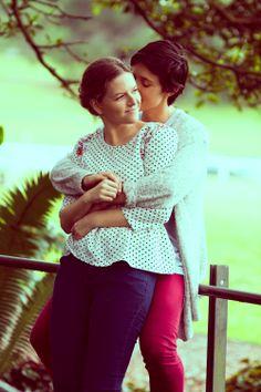 Beautiful lesbian photo shoot