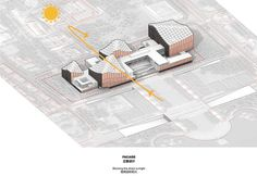 Pei Partnership Architects Wins Competition for Nanhai Cultural Center,Courtesy of Pei Partnership Architects