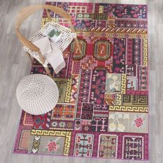 Safavieh Monaco Collection MNC212D Modern Bohemian Colorful Pink and Multi Area Rug (4′ x 5'7″)  Check It Out Now     $70.99    This free-spirited rug from Safavieh's Monaco Collection will give your room a contemporary Bohemian-chic flair. With ..  http://www.handmadeaccessories.top/2017/04/07/safavieh-monaco-collection-mnc212d-modern-bohemian-colorful-pink-and-multi-area-rug-4-x-57/
