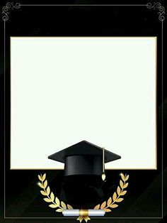 Graduation Images, Graduation Templates, Graduation Party Invitations, Graduation Cards, Certificate Background, Boarders And Frames, College Graduation Parties, Bachelor, Banner Background Images
