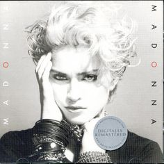 Purchase this original 1983 vinyl pressing of Madonna, the debut self titled album from the Queen of Pop. Browse our large selection of other Madonna vinyl records as well as our growing selection of other pop albums on vinyl at Voluptuous Vinyl Records! Madonna Cd, Madonna Albums, 1980s Madonna, Madonna Live, Madonna Concert, Madonna Vogue, Vinyl Lp, Vinyl Records, Sire Records