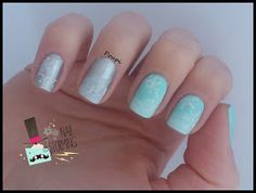 Ice Queen, by Poupi Ice Queen, Nails, Beauty, Flasks, Finger Nails, Ongles, Nail, Beauty Illustration, Snow Queen