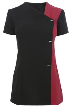 Beauty Salon Uniform Tunic TU11BC £19.30